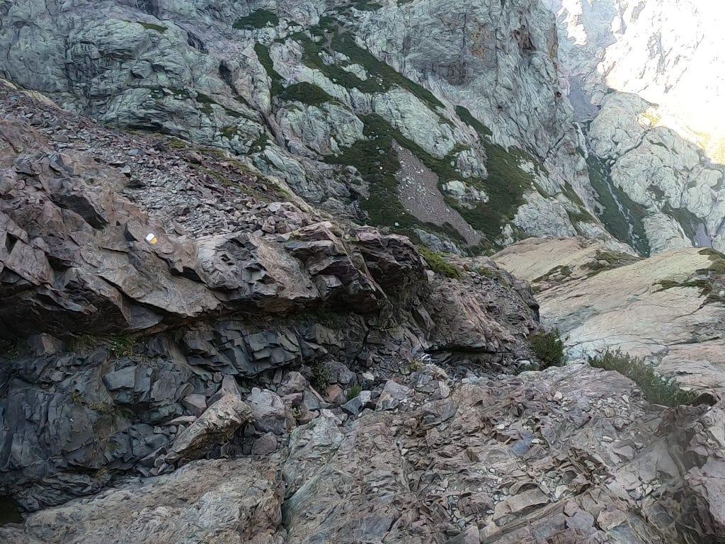 Au pied du Monte Cinto