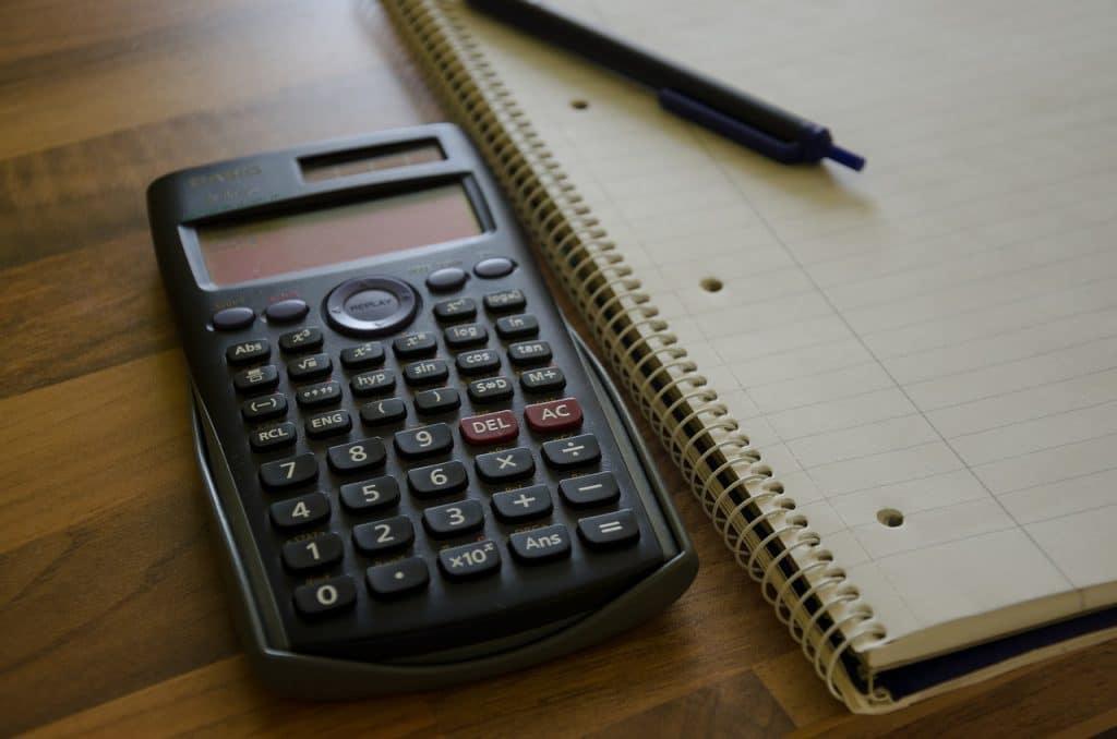 Calculatrice pour le budget total du GR20