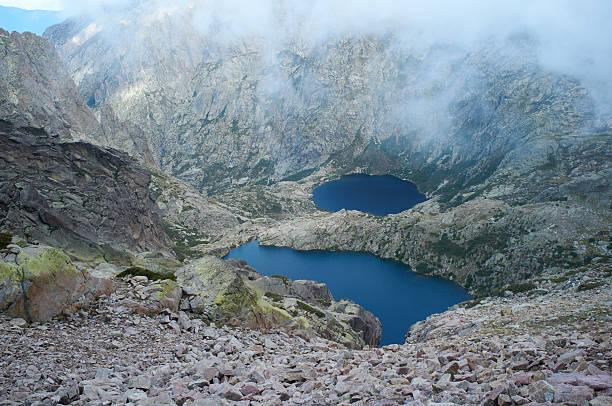 Lacs de Melo et de Capitello GR20 corse montagne